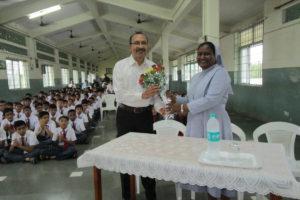 SFA convent navsari school session