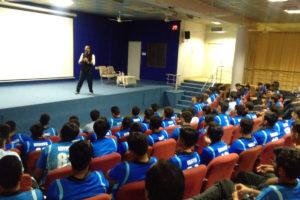 SGVP school session